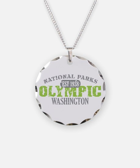 Olympic National Park WA Necklace