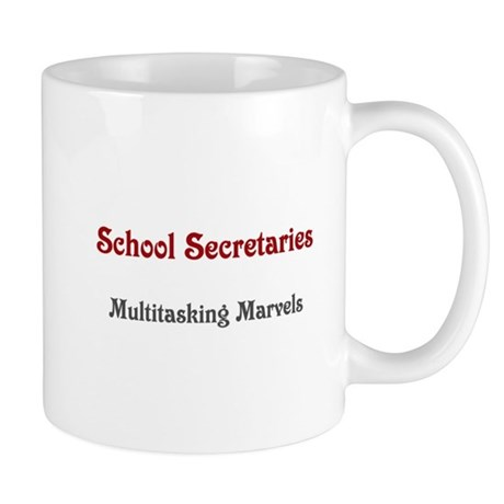 School Sec. Multitasking Marvels Mug