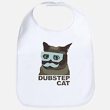 Dubstep Cat Bib
