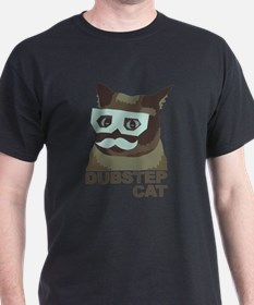 Dubstep Cat T-Shirt