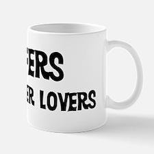 Fluffers: Better Lovers Mug