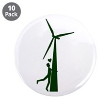 """Embrace Wind Energy 3.5"""" Button (10 pack)"""