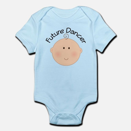 Future Dancer Baby Infant Bodysuit