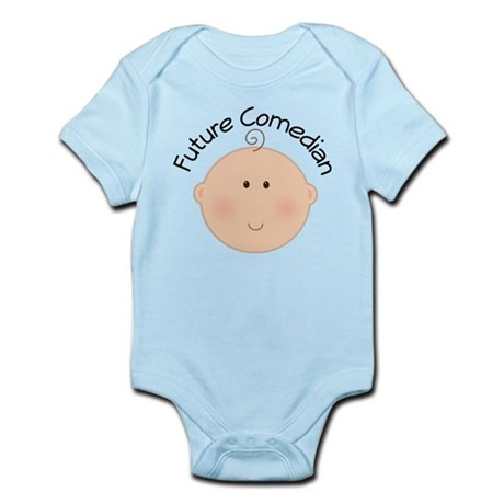 Future Comedian Baby Infant Bodysuit