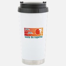 Costa Da Caparica Travel Mug