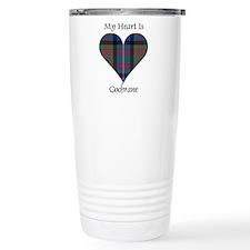 Heart - Cochrane Ceramic Travel Mug