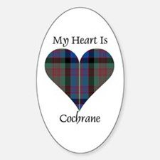 Heart - Cochrane Decal