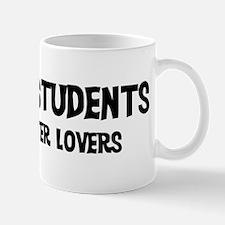 Botany Students: Better Lover Mug