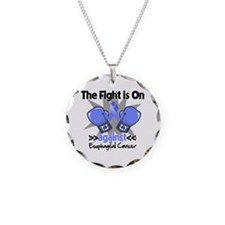 Fight Esophageal Cancer Necklace
