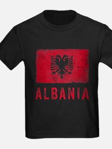 Vintage Albania T
