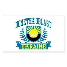 Donetsk Oblast Decal