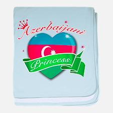 Azerbaijani Princess baby blanket