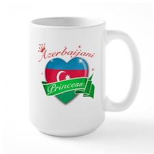 Azerbaijani Princess Mug