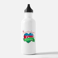 Azerbaijani Princess Water Bottle