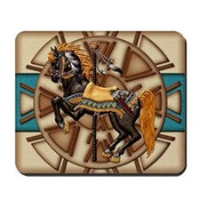 Harvest Moon's Plains Pony Mousepad