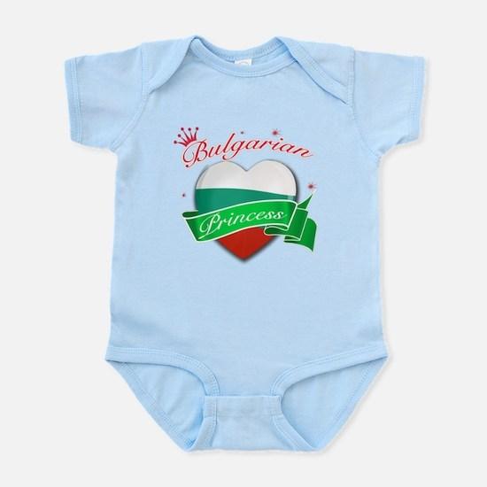 Bulgarian Princess Infant Bodysuit