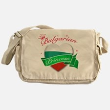 Bulgarian Princess Messenger Bag