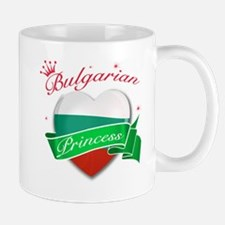 Bulgarian Princess Mug