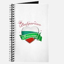 Bulgarian Princess Journal