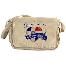 Dominican Princess Messenger Bag