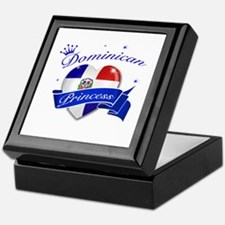 Dominican Princess Keepsake Box