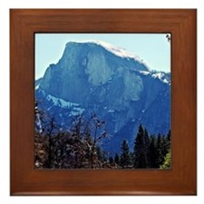 Half Dome Yosemite Framed Tile