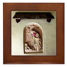 Margaret Fowler Chapel Icon Framed Tile