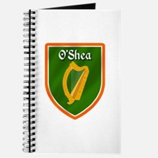 O'Shea Family Crest Journal