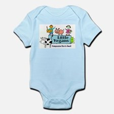 Little Vegans Infant Bodysuit