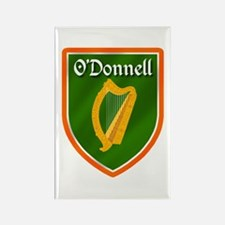 O'Donnell Family Crest Rectangle Magnet