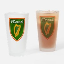 O'Donnell Family Crest Drinking Glass