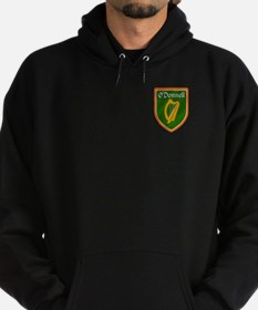 O'Donnell Family Crest Hoodie (dark)