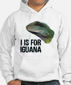 I Is For Iguana Hoodie