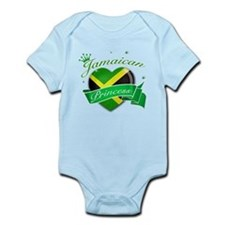 Jamaican Princess Infant Bodysuit
