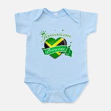 Jamaican Princess Infant Bodysuit
