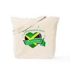Jamaican Princess Tote Bag