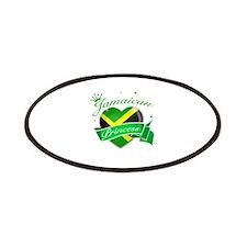 Jamaican Princess Patches