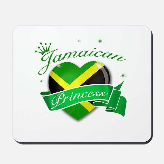 Jamaican Princess Mousepad