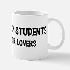 Archaeology Students: Better  Mug