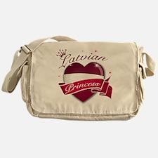 Latvian Princess Messenger Bag