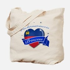 Liechtensteinerin Princess Tote Bag