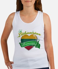 Lithuanian Princess Women's Tank Top