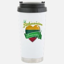 Lithuanian Princess Travel Mug