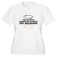 Try Religion T-Shirt