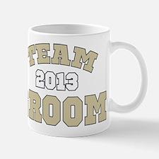 Team Groom 2013 Mug
