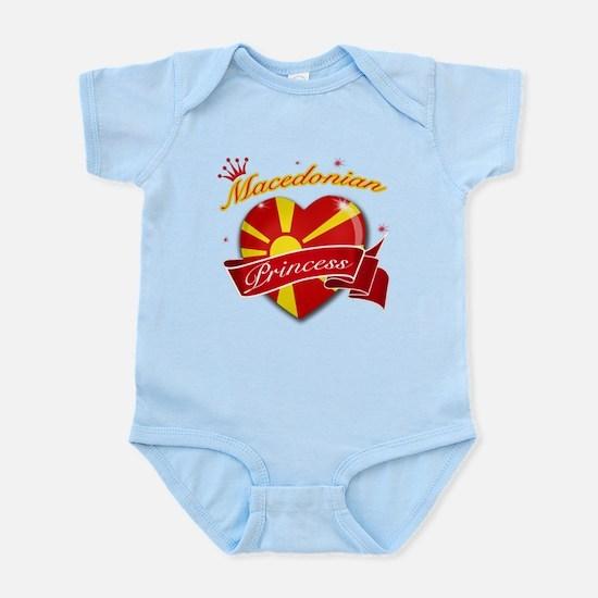 Macedonian Princess Infant Bodysuit