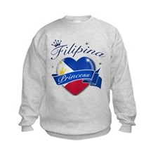 Filipino Princess Sweatshirt