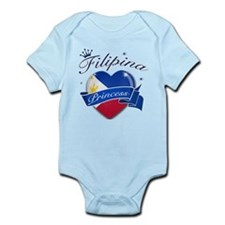 Filipino Princess Infant Bodysuit