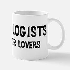 Archaeologists: Better Lovers Mug