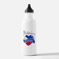 Filipino Princess Water Bottle